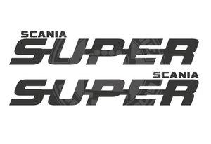 SUPER SCANIA WINDOWSTICKER
