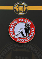 PIN - JUNKIE CLUB HOLLAND
