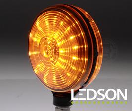 SPANISH LAMP LED - ORANGE/ORANGE