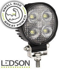 LEDSON - Ø75mm WORK LIGHT - 24W