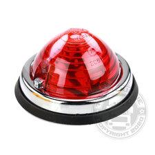 HELLA - LAMP RED - Ø70mm