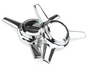 SPINNER 3 EAR - STEEL -  STRAIGHT