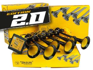 BASURI ® *EDITION 2.0 *  BABY SHARK AIRHORN - 19 MELODIES