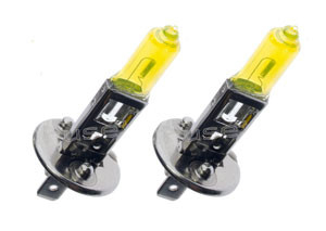 H1 - YELLOW - 24V - 70W - 2 PCS