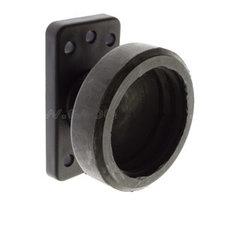 Danish side marker light holder - single -  rubber GYLLE