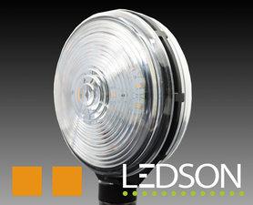 SPANISH LAMP LED - CLEAR/ORANGE