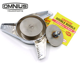 STAINLESS MOUNTING SET - SPINNER