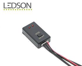 LED STROBE CONTROLLER - 10 LIGHT PATTERNS