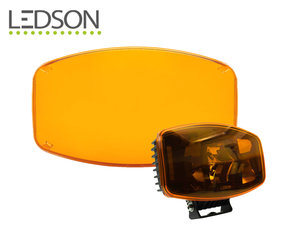 STONE CHIP PROTECTION / SNOW FILTER FOR Ledson Orion10+