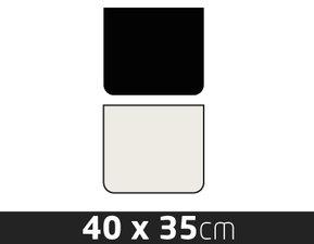 MUDFLAP TRAILER  - 40 X 35CM  - NO PRINT