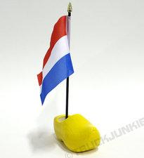 SINGLE - COUNTRY FLAG - CLOG 14CM