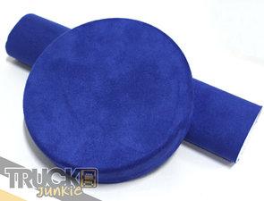 ALCANTARA - SELF ADHESIVE - BLUE