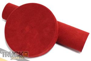 ALCANTARA - SELF ADHESIVE - RED