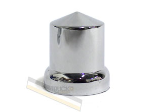 POINT 60 - WHEEL NUT CAP - 33mm
