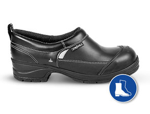 STRÖVELS SKYLD THOR S3 DELUXE - CLOSED HEEL