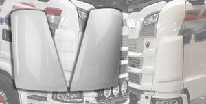 DIRT DEFLECTOR - SCANIA NGS S-serie