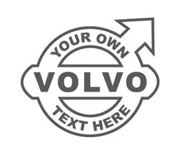 VO - LOGO WITH OWN TEXT